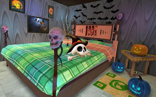 Halloween Home Designing  captures d'écran 2