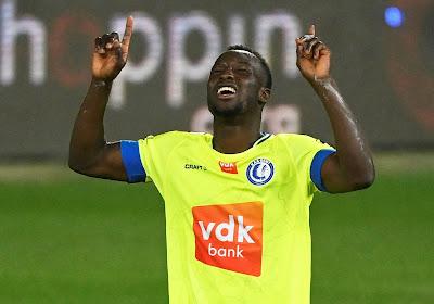 """Winger van Gent toont nu al glimpsen van grote klasse: """"Hoeveel verdedigers zette hij al op hun kont?"""""""