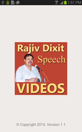 Download Rajiv Dixit Speech VIDEOs Google Play softwares