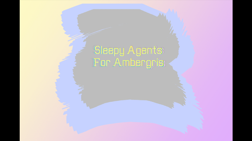 For Ambergris