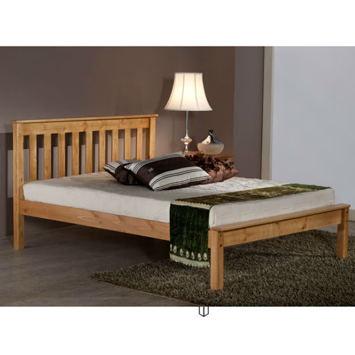 To Zoom Click On The Thumbnails Below Birlea Denver Pine Bed Frame Double