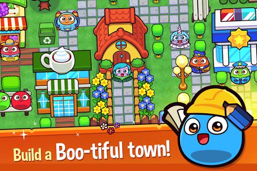 My Boo Town - Cute Monster City Builder apklade screenshots 2