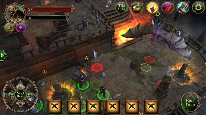 Demon's Rise 2- screenshot