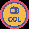 Radio Colombia: Live and Free FM Radio icon
