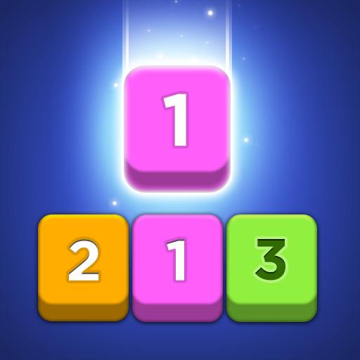 Merge Number Puzzle