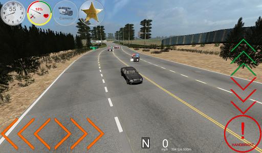 Duty Driver Police FULL v1.0