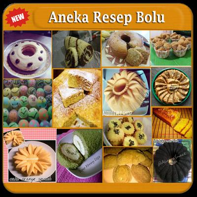 Resep Kue Bolu Terlengkap - screenshot