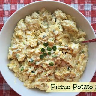 Picnic Potato Salad -- Banana Boat® & OFF!® at Walmart.