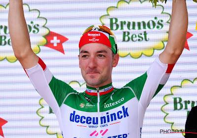 Champion d'Europe, Elia Viviani donne de l'espoir à Yves Lampaert