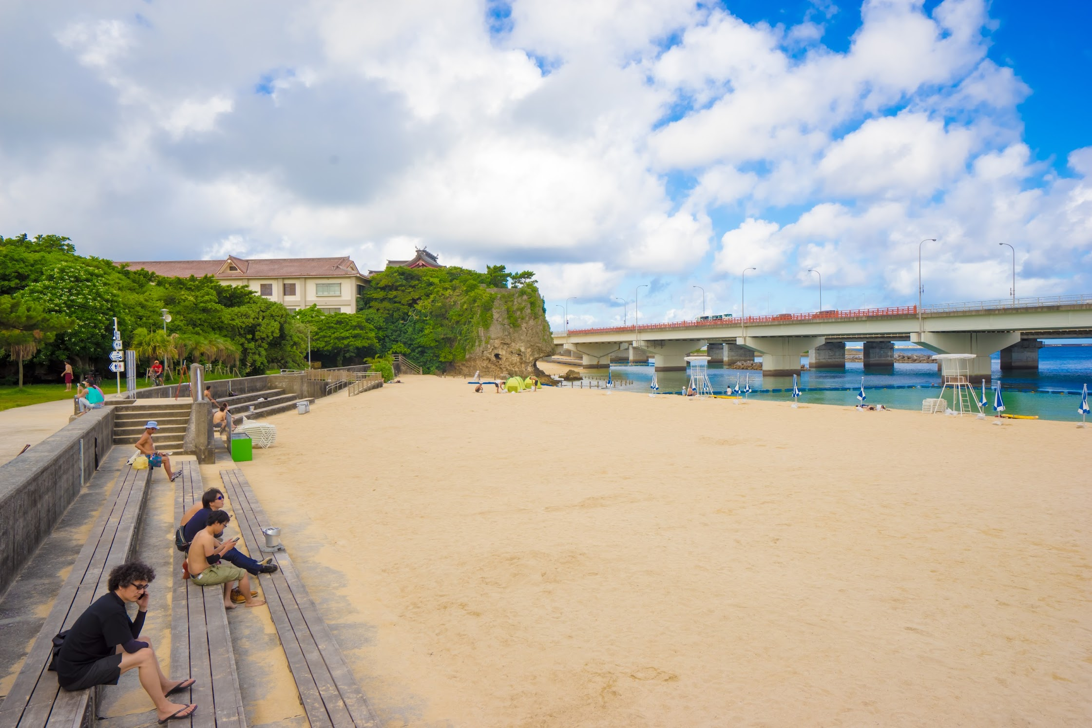 Naha Naminoue Beach3
