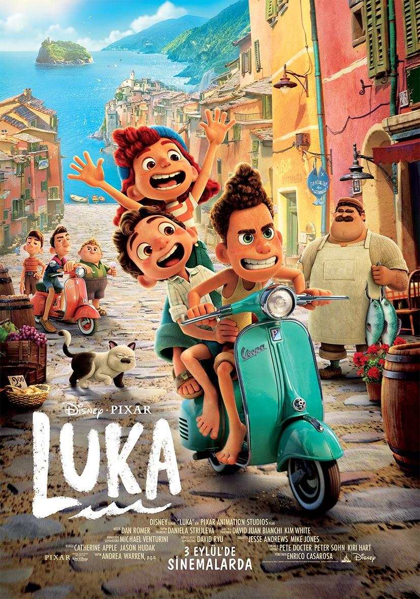 LUKA 3 Eylül'de Sinemalarda (2021)