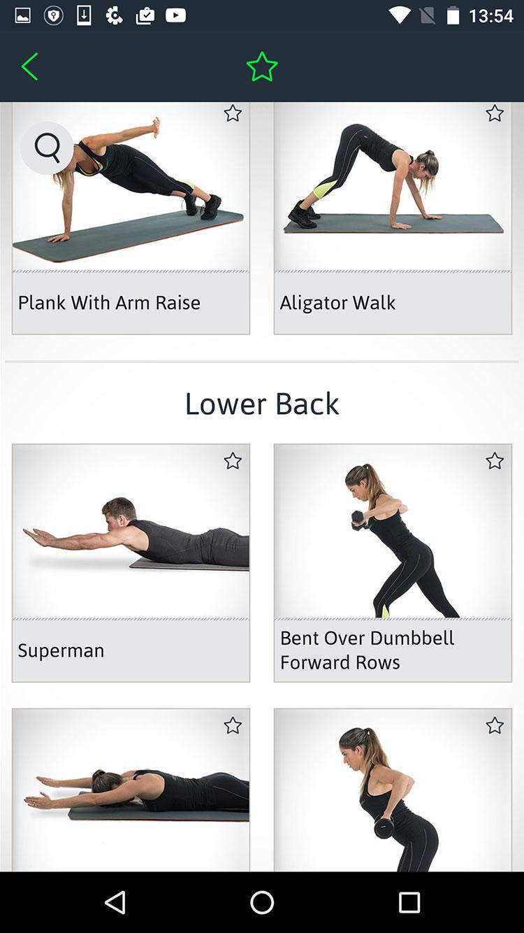 Home Workouts Personal Trainer Screenshot 3