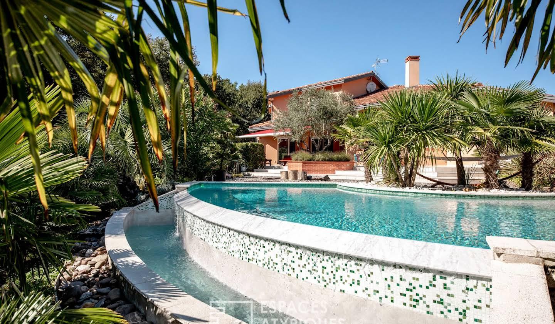 Maison avec piscine Toulouse