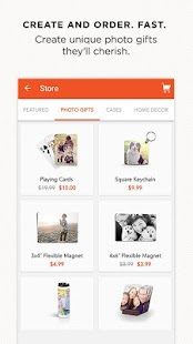 Shutterfly for Android- screenshot thumbnail
