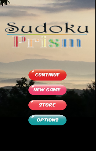 Sudoku Prism 1.0 screenshots 1