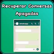 recuperar conversas apagadas : sms & mensagen & sd