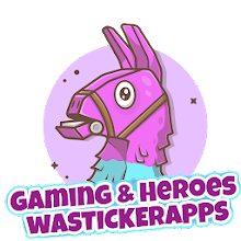 New Game Stickers for WAStickerApps Download on Windows