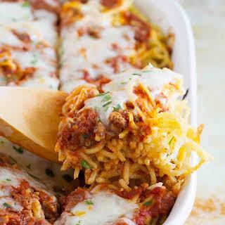 Spaghetti Lasagna.