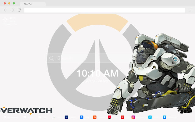 Winston Top HD Games New Tabs Themes