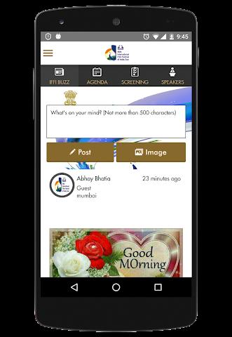 android IFFI GOA Screenshot 3