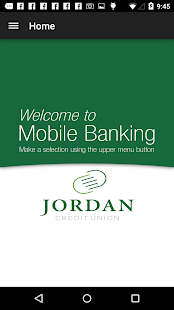 Jordan Credit Union- screenshot thumbnail