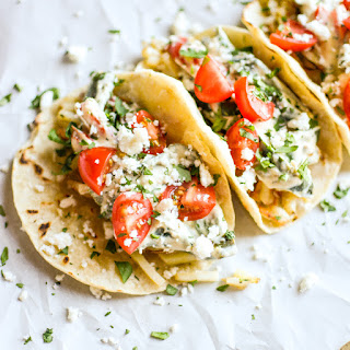 Cheesy Pepper Tacos