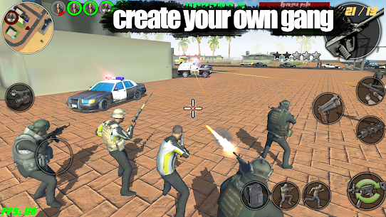 Mad Town Online Apk Mod Dinheiro Infinito 5