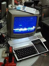 Photo: Texas Instruments TI-89 avec la cartouche Parsec.
