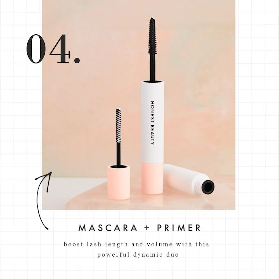 Mascara & Primer - Instagram Post Template