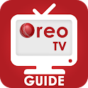 Live Oreo Tv / Thop Tv Cricket Indian Movies guide icon