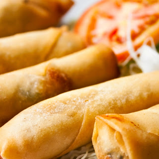 Spring Rolls Appetizer Recipes.
