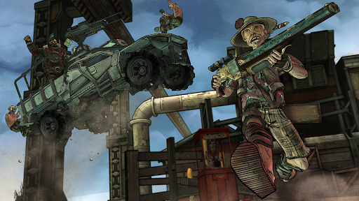 Tales from the Borderlands screenshot 10