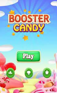 Booster Candy : Candy Jelly Crush Blast Mania 9