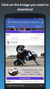 App Video Downloader for Facebook APK for Windows Phone