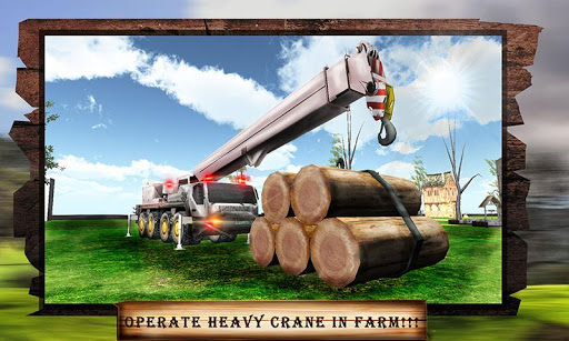 Tree Mover Farmer Sim 2015
