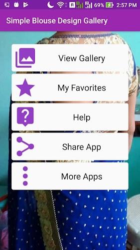 Download Simple Blouse Design Gallery APK latest version App