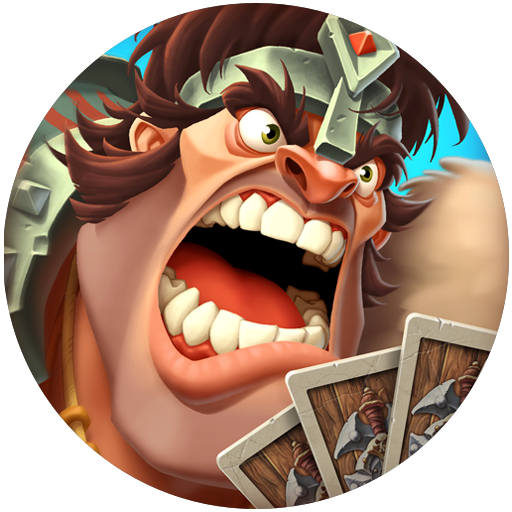 カードキング: Dragon Wars 紙牌 App LOGO-APP試玩