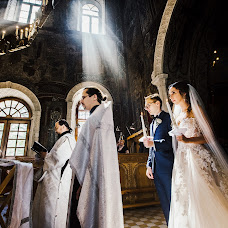 Bryllupsfotograf Slava Semenov (ctapocta). Bilde av 18.08.2017