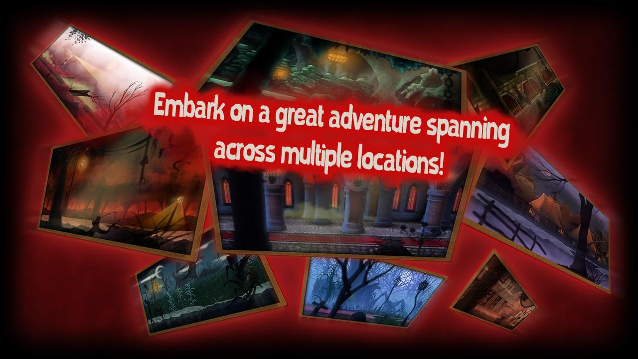 Escape from Transylvania- screenshot