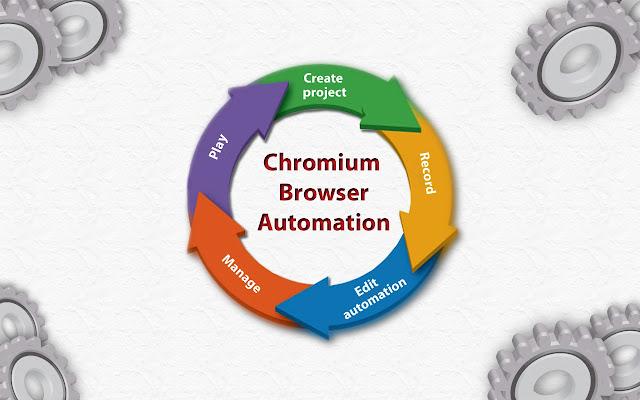 Chromium browser automation