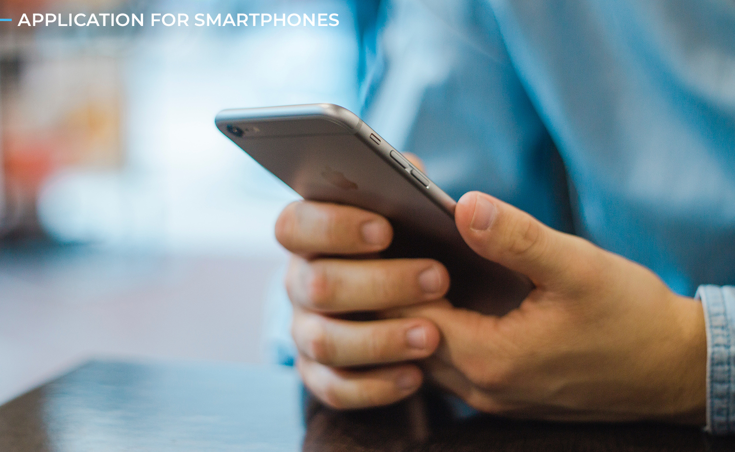 create an application for smartphones