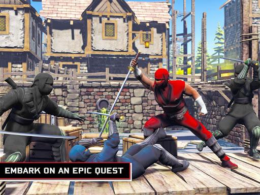 Ninja Battleground Survival 1.14 screenshots 10