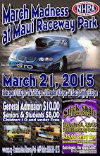 """Photo: Bruce Wheeler's photos from the March 21, 2015 Drag Races at Maui Raceway Park. (Pictures of the April 18, 2015 race are also in this album.)  PLEASE NOTE: these images are fully copyrighted, by the photographer. Usage without formal permission is prohibited by law. (IN OTHER WORDS; try ask fo' use 'em...please.)  DVDs of all full-size, high resolution images are available dirt cheap. For pricing, please inquire c/o wheelerdealer @ maui-angels . com  For Maui Raceway Park track info online: http://www.mrp.org  For Maui Raceway Park on Facebook: https://www.facebook.com/maui.raceway.park?fref=ts  To see all of my online Maui drags and travel photography albums go here: http://www.maui-angels.com/wheelerdealer/photoalbums.html  Please visit my Wheeler Dealer AA/Fuel Dragsters web pages: http://www.maui-angels.com/wheelerdealer  And, please """"like"""" the Wheeler Dealer Facebook page: https://www.facebook.com/pages/Bruce-Wheelers-Wheeler-Dealer-AAFuel-Dragsters/119133934834675?ref=ts&fref=ts  Poster art Mark Caires Designs"""