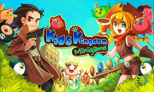 Kids Kingdom Mini Games
