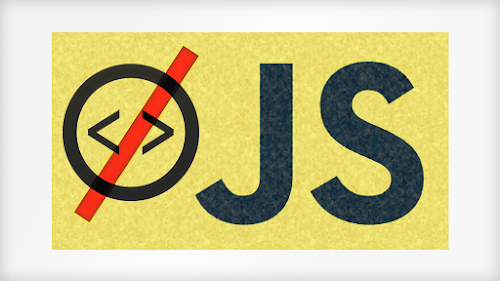 Don't include external JS