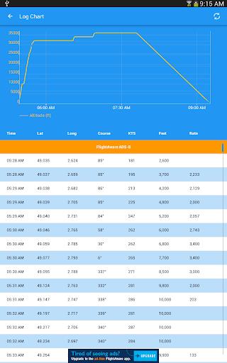 FlightAware Flight Tracker 5.5.1 screenshots 12