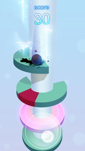 Helix Jump Ball 1.0.0 screenshots 2