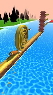 Spiral Roll (MOD, Unlimited Coins) APK for Android 2