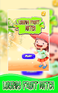 Luise's Fruit Lost - Match 3 - náhled