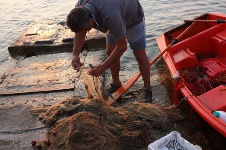 Pesca di improntalaquila